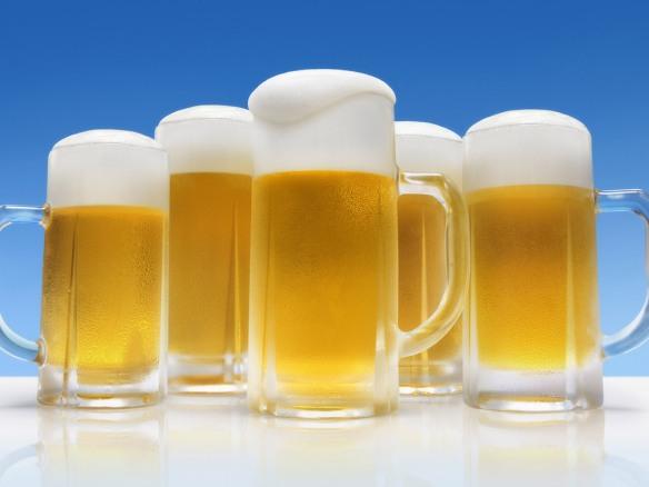 Hoje é sexta-feira, dia de cerveja...