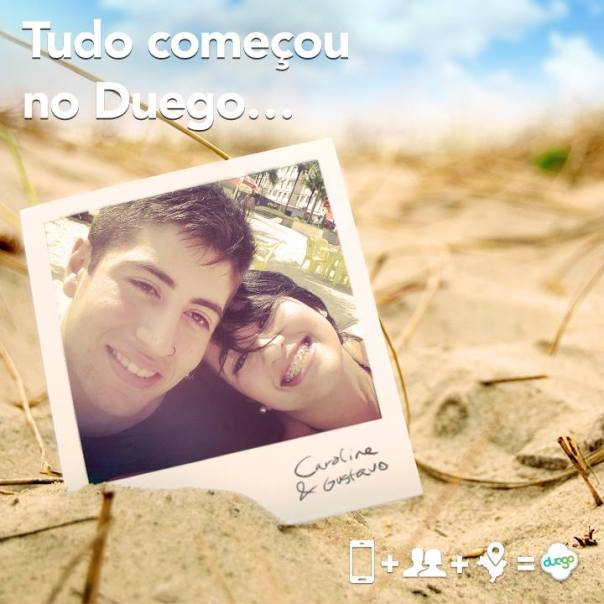 Duego: o aplicativo do amor