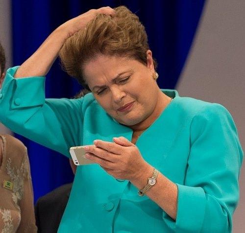 """Vou ter que bloquear o WhatsApp para evitar isso"""